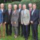 Vorstand der Gesellschaft Union bei der Mitgliederversammlung